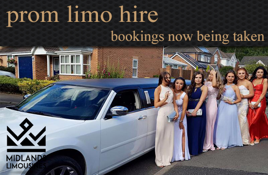 Midlands Limousines Prom Limo Hire